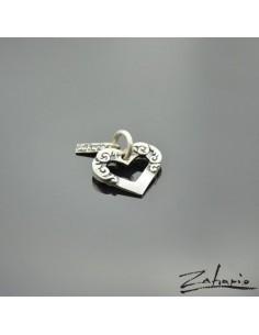 Pendant Ornamented Heart...