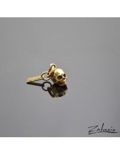 Pendant Skull Bronze