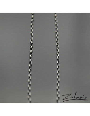 Chain rolo oval 3 mm